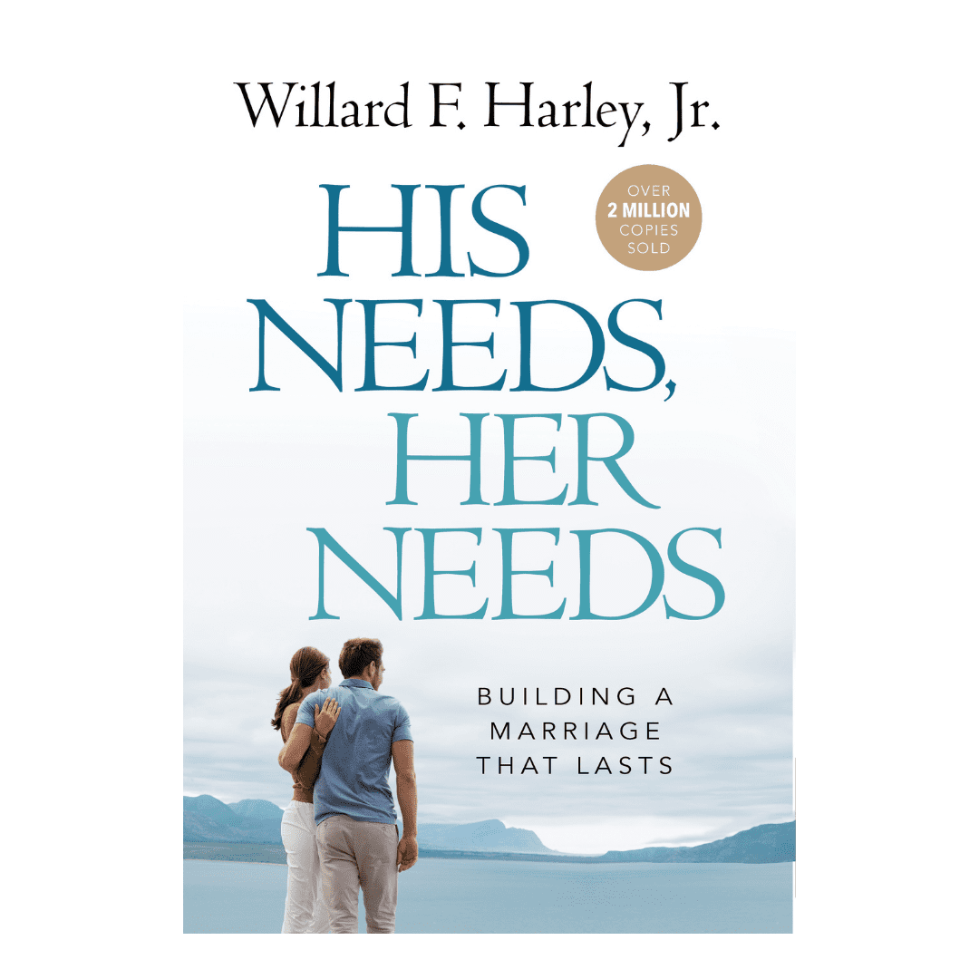 HIS NEEDS HER NEEDS (SOFTCOVER)