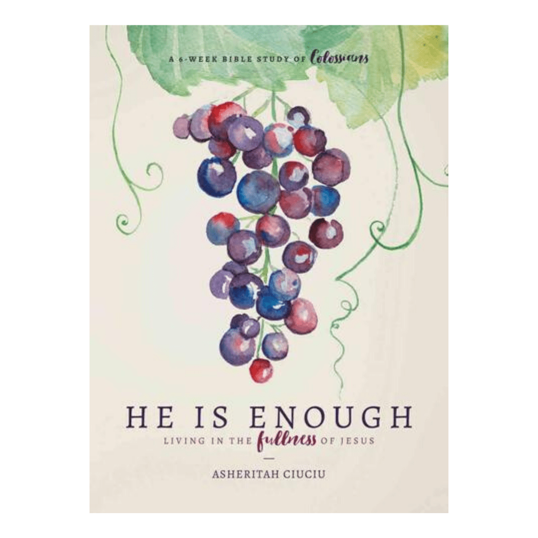 He Is Enough (Paperback)